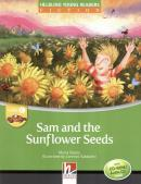 SAM AND THE SUNFLOWER SEEDS WITH CD-ROM + AUDIO CD
