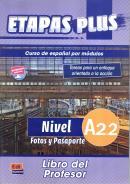 ETAPAS PLUS A2.2 - LIBRO DEL PROFESOR