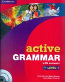 ACTIVE GRAMMAR - LEVEL  1 - WITH ANSWER & CDROM