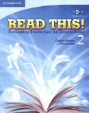READ THIS! 2 STUDENT BOOK - AVAILABLE ONLINE