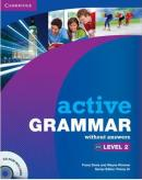 ACTIVE GRAMMAR 2 STUDENT BOOK WITHOUT ANSWER & CDROM