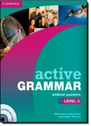 ACTIVE GRAMMAR - LEVEL 3 - WITH ANSWER & CDROM