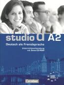 STUDIO D A2 - UNTERRICHTSVORBEREITUNG MIT DEMO CD ROM (PROF.)