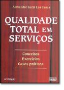 QUALIDADE TOTAL EM SERVICOS - 6ª EDICAO