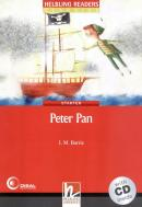 PETER PAN WITH CD - STARTER
