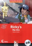 RICKY´S BIG IDEA WITH CD - BEGINNER