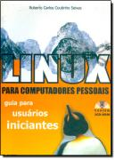 LINUX PARA COMPUTADORES PESSOAIS - COM CD-ROM (2)