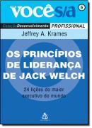 OS PRINCIPIOS DE LIDERANCA DE JACK WELCH