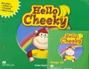 HELLO CHEEKY PUPILS BOOK WITH SONG CD