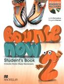 BOUNCE NOW 2 SB PACK WITH ACTIVITY BOOK & CD-ROM - 1ST ED
