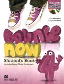 BOUNCE NOW 4 SB PACK WITH ACTIVITY BOOK & CD-ROM - 1ST ED