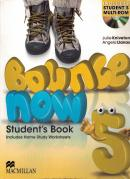 BOUNCE NOW 5 SB PACK WITH ACTIVITY BOOK & CD-ROM - 1ST ED