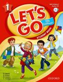 LETS GO 1 STUDENT BOOK WITH CD PACK - FOURTH EDITION