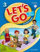 LETS GO 3 STUDENT BOOK WITH CD PACK - FOURTH EDITION