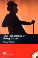 THE IMPORTANCE OF BEING EARNEST WITH AUDIO CD