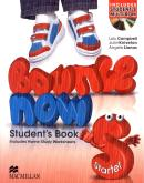 BOUNCE NOW STARTER SB PACK WITH ACTIVITY BOOK & CD-ROM - 1ST ED