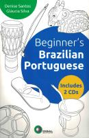 BEGINNER´S BRAZILIAN PORTUGUESE - WITH 2 CDS