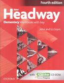 NEW HEADWAY ELEMENTARY WORKBOOK - FOURTH EDITION
