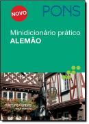 MINIDICIONARIO PRATICO ALEMAO - PONS