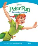 PETER PAN - COMES TO LONDON