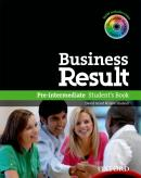 BUSINESS RESULT PRE-INTERMEDIATE STUDENTS BOOK WITH DVD-ROM