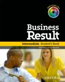 BUSINESS RESULTS INTERMEDIATE STUDENTS BOOK WITH DVD-ROM