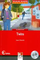 TWINS WITH CD - ELEMENTARY