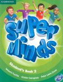 SUPER MINDS BRITISH 2 SB WITH DVD-ROM - 1ST ED