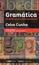 GRAMATICA DO PORTUGUES CONTEMPORANEO - NOVO ACORDO ORTOGRAFICO - EDICAO DE BOLSO