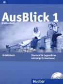 AUSBLICK 1 - ARBEITSBUCH MIT AUDIO-CD (EXERCICIO)