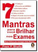 7 MANTRAS PARA VOCE BRILHAR NOS EXAMES
