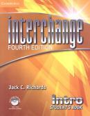 INTERCHANGE INTRO SB WITH DVD-ROM - 4TH ED