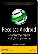 RECEITAS ANDROID - UMA ABORDAGEM PARA RESOLUCAO DE PROBLEMAS
