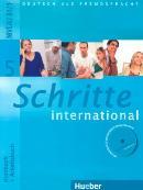 SCHRITTE INTERNATIONAL 5 KB + AB + AUDIO CD AB