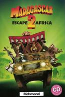 MADAGASCAR ESCAPE 2 AFRICA WITH AUDIO CD