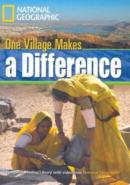 ONE VILLAGE MAKES A DIFFERENCE - AMERICAN ENGLISH - LEVEL 3 - 1300 B1