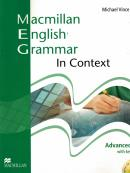 MACMILLAN ENGLISH - GRAMMAR IN CONTEXT WITH KEY AND CD ROM - ADVANCED