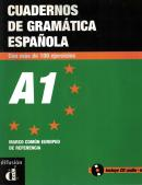 CUADERNOS DE GRAMATICA ESPANOLA A1 + CD AUDIO/MP3