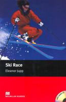 SKI RACE - MACMILLAN READERS STARTER - BOOK WITH AUDIO CD