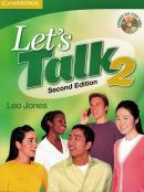 LET`S TALK SB 2 WITH CD SECOND EDITION