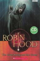 ROBIN HOOD: THE SILVER ARROW AND THE SLAVES WITH CD - RICHMOND READERS 2