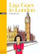 LISA GOES TO LONDON - STARTER
