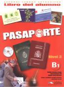 PASAPORTE 3 - LIBRO DEL ALUMNO B1 + CD-AUDIO