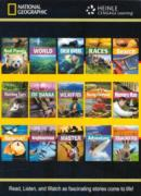 NATIONAL GEOGRAPHIC BOX - AMERICAN ENGLISH - LEVEL 1 - 800 A2