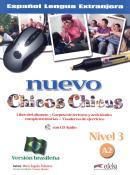 NUEVO CHICOS CHICAS NIVEL 3 - A2 - LIBRO DEL AL.+ EJ. + CD - VERSION BRASILENA