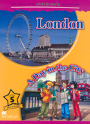 LONDON - A DAY IN THE CITY - MACMILLAN CHILDREN´S READERS - LEVEL 5