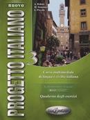 NUOVO PROGETTO ITALIANO 3  - QUADERNO DEGLI ESERCIZI