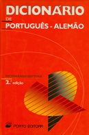 DICIONARIO DE PORTUGUES / ALEMAO - 2ª EDICAO  - POR - PORTO