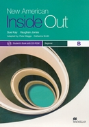 NEW AMERICAN INSIDE OUT BEGINNER SB B WITH CD-ROM - 2ND ED