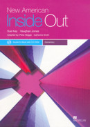 NEW AMERICAN INSIDE OUT ELEMENTARY SB WITH CD-ROM